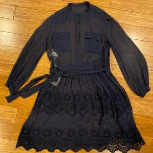 BNWT Alberta Feretti Dress